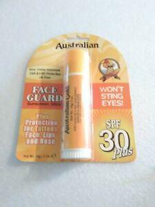 Australian Gold Sunscreen Stick Face Guard Spf30