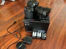 Panasonic Lumix GH5S + Leica 12-60mm F/2.8-4 lens 4K camera