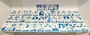 1980 TCMA Los Angeles Dodgers 1959 World Series Champions Complete 40 Card Set
