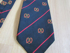 Vintage NS or SN Possibly Sporting Tie by Vogue Club Ties