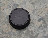 Genuine Nikon NIKKOR LF-1 Rear Lens Cap F Mount AF-S AF Ai-S (#1577)