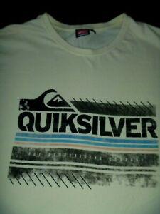 #9358 QUIKSILVER T Shirt Size Large