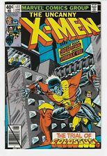 X-Men #122 VF+ 8.5 Wolverine Luke Cage Power Man John Bryne Chris Claremont