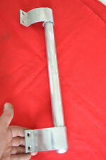 Grande poignée de tirage, bâton de maréchal en aluminium (Porte Loft atelier)