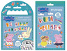 Peppa Pig 700 Stickers Book & Peppa Pig Carry Along Colouring Set Peppa Gift