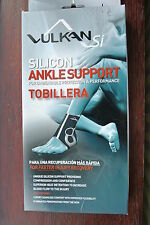 Vulkan Si Silicon Multi Layer Construction Ankle Support LARGE - 30-34cm circ.