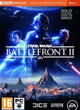STAR WARS BATTLEFRONT II 2 EN ESPAÑOL CASTELLANO NUEVO PRECINTADO PC
