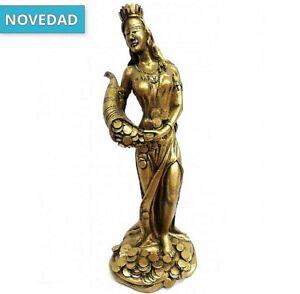 Diosa de la Fortuna 28cm