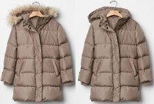 NWT GAP Girls Warmest Down Long Puffer Jacket Size XL(12)