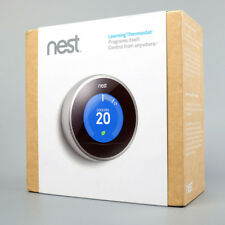 Nest Learning Thermostat E - silvery