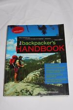 The Backpacker's Handbook by Chris Townsend 3rd Edition - Hiking, Ultralight