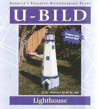 U-Bild Plan Pack Lighthouse Great for Garden or Pond