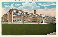 An Uncommon View of the Parley Coburn School No. 3, Elmira NY
