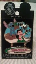 Disneyland California Adventure Lilo &Stitch Limited Edition New on card Dangle