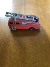 vintage Dinky toys Fire Truck