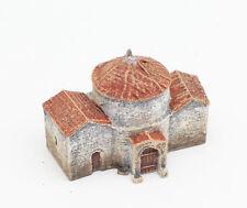 Byzantinische Kirche (Spur Z)! Kein Bausatz! Realistisch Bemalt!