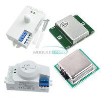 220V 5.8GHz DC 12-24V 10.525 HB100 24GHz Microwave Motion Detector Sensor Switch