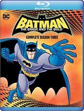 Batman The Brave And The Bold: Season 3 (Blu-ray)(Region Free)