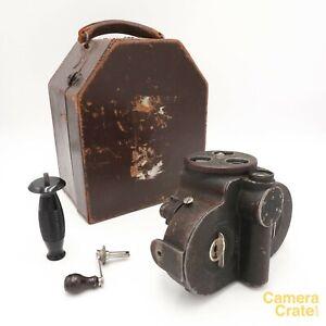 Bell & Howell 16mm Filmo 70 DA Cine Film Camera & Case - Fully Working XL-4190
