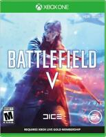 Battlefield V (5) (Xbox One) BRAND NEW / Region Free