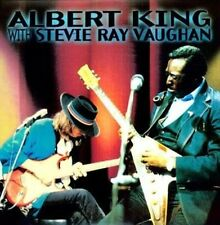 Albert King With Stevie Ray Vaughan in Session Vinyl LP 2013 &