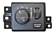 Headlight Switch without Auto Headlight with Fog Lights with Cargo Light