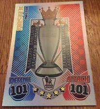 MATCH ATTAX 10/11 MASTER  TROPHY CARD ULTRA RARE