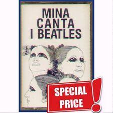 "MINA "" CANTA I BEATLES "" MUSICASSETTA  SIGILLATA   (MC K7)"