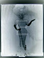 1937 MAE WEST EVERY DAYS A HOLIDAY NEGATIVE 457T