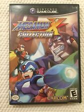 Mega Man X Collection ( Nintendo Gamecube ), Complete W/Case & Manual
