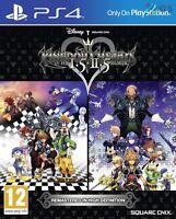 Kingdom Hearts HD I.5 + II.5 ReMIX PS4 1.5 2.5 * NEW SEALED PAL *