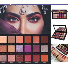 18 Colors Shimmer Matte Eyeshadow Palette Glitter Eye Shadow Makeup Cosmetic