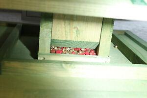 Vogelfutterhaus Esschert Design Vogelvilla Futterstation Vogelfutterspender FB10