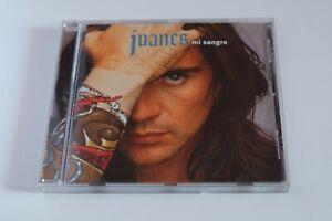 Juanes Mi Sangre Latin Music Audio CD Album