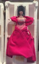 1990 Mattel Sophisticated Lady 1965 Porcelain Barbie Doll NIB