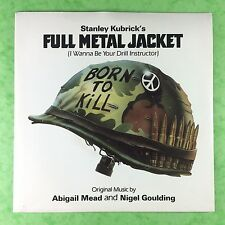 FULL METAL JACKET - I Wanna Be Your Drill Instructor - Warner Brothers W8187 Ex+