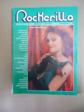 ROCKERILLA n°82 1987 Exene Cervenka Suzanne Vega Motley Crue Pato Banton [G872]
