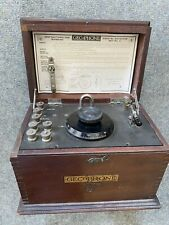 Gecophone No.1 Crystal Radio (BBC)