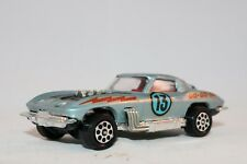 Corgi Toys 337 Chevrolet Corvette Sting Ray 1:43 all original Mint condition
