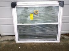 BRAND NEW: Nice White VINYL Home DOUBLE-HUNG WINDOW 48x41 (w/ nailing flange)