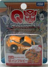 Takara Tomy Autobots Q Transformers Series 07 QT-24 Bumblebee