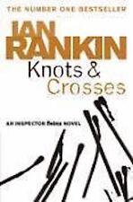 IAN RANKIN __ KNOTS & CROSSES __ SHOP SOILED ___ FREEPOST UK