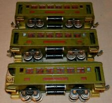 Vintage Original Lionel Prewar 605 605 606 Uncataloged Olive Special Set RARE