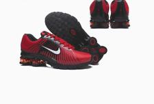 Nike Shox Zoom NZ Baskets Taille 11UK, 46 euro Rouge
