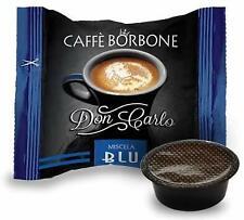 200 Capsule Borbone Compatibili Lavazza A Modo Mio Caffè Don Carlo Miscela Blu