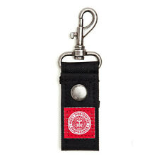 Portachiavi Obey Revolt Red Key Chain Black