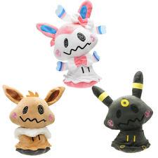 Pokemon Center Mimikyu Cosplay Umbreon Eevee Sylveon Plush Toy Stuffed Doll Gift