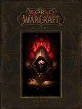 WORLD OF WARCRAFT: Chronicle Volume 1: Chronicle volume 1. (1616558458)