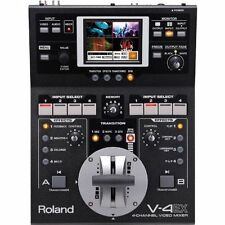 Roland V-4EX Four Channel Digital Video Mixer