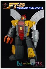 Transformers toy FT-20 FT20 Terminus Giganticus G1 Omega Supreme will comming
